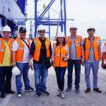 Perusahaan Pelayaran Kunjungi Pelabuhan Kuala Tanjung