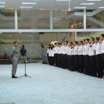 Bangun Karakter Sebagai Coast Guard, Bakamla Gelar Nonton Bareng Video Coast Guard Filipina