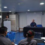 Tingkatkan Kemampuan, Bakamla RI Gelar Boarding Party Officer – MTT Bersama USCG