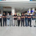 Perkuat Koordinasi Media Nasional, Bakamla RI Kunjungi iNews TV