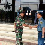 Panglima TNI Kunjungi Mabesal