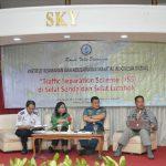 Usulan Diterima IMO, Bakamla Paparkan Perannya pada Traffic Separation System Selat Lombok dan Selat Sunda