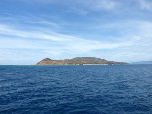 Ilustrasi Pulau Liran. (Sumber : Indonesia-Tourism.com)