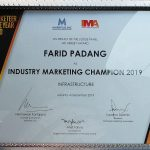 Pelindo IV Terima Penghargaan Industry Marketing Champion 2019