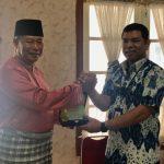 Bupati Kepulauan Anambas Apresiasi Kontribusi MTI Dukung Tol Laut