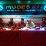 Silatnas & Mubes IKA SMAN 200/1 Watansoppeng Memilih Ketum Periode 2020 - 2024