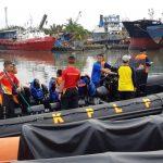Jelang HUT KPLP, Pangkalan PLP Priok Gelar Aksi Bersih Pantai