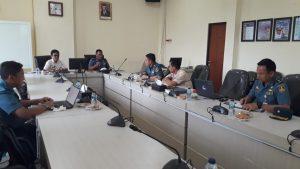 Suasana Bimbingan Teknis Akreditasi Jurnal Maritim Indonesia.