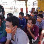 Cegah Penyebaran Corona, 68 Pencuri Ikan Asal Vietnam Diperiksa Kesehatannya