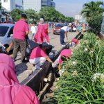 Maret 2020, Giat Bersih OP Tanjung Priok di IPC