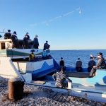 Bina Potensi Maritim, Dispotmar Lanal Maumere Ajak Masyarakat Perangi Covid-19