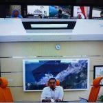 Antisipasi Covid-19, Pelabuhan Panjang Terapkan VMS Online