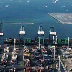 Pemberlakuan PSBB, Pelabuhan Tanjung Priok Relatif Normal