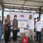 Pelindo I Berbagi 6.455 Paket Sembako Lawan Covid-19
