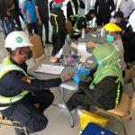 Makassar New Port Gelar Rapid Test Covid-19