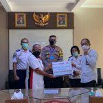 Di Tengah Covid-19, IPC Tanjung Priok Peduli TKBM