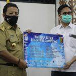Tujuh Rumah Sakit di Lampung Dapat Bantuan Satgas BUMN