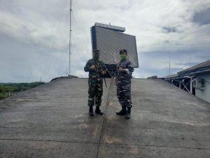 Optimalkan Hasil Operasi, Guspurla Koarmada II Jalin Kerjasama Dengan Satrad 225 Tarakan.