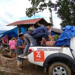 UPP Palopo Bantu Korban Banjir Bandang di Luwu Utara