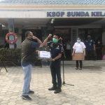 Pertamina Foundation dan KSOP Sunda Kelapa Salurkan 1.000 Masker