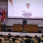 Presiden Jokowi Bekali Peserta PKB Kejuangan