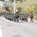 Danlantamal VII Tutup Latihan Lintas Medan