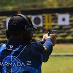 Tingkatkan Keterampilan, Koarmada II Gelar Latihan Atlet Menembak