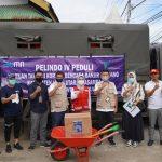 Pelindo IV Salurkan Bantuan Tahap II Bagi Korban Banjir Luwu Utara
