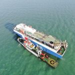 PLP Tanjung Uban Serahkan 8 Kru Kapal Ikan Ke PSDKP Batam