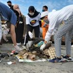 Pelindo IV Dukung World Clean Up Day 2020