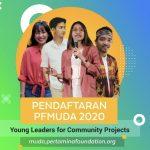 Pertamina Foundation Gelar Kompetisi PFMuda 2020