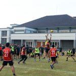 POR PKB Kejuangan Seskoal, Pasis Laksanakan Pertandingan Olahraga