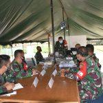 Dispotmar Gelar Latihan Operasi Dukungan Teritorial 2020