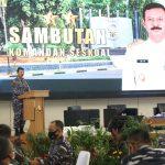 Jelang Akhir Masa Pendidikan, Pasis Dikreg Seskoal Angkatan ke 58 TA 2020, Gelar Seminar Pasis Daring