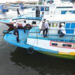Ditjen Hubla Uji Petik Kapal Tradisional di Muara Angke