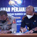 Berantas Ilegal Fishing, KKP Manfaatkan Jaringan Interpol I-24/7