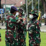 Danseskoal Tutup Latihan Kepemimpinan Pasis Dikreg Angkatan 59