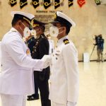 Kasal Pimpin Upacara Pembukaan Dikreg Seskoal Angkatan 59