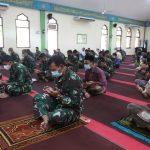 Sambut Tahun Baru di Tengah Pandemi, Seskoal Gelar Doa dan Dzikir Bersama