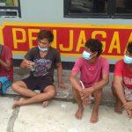Kapal Ikan Tenggelam, 7 Awaknya Selamat Dievakuasi Ke Marunda