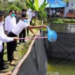 Perkuat Ketahanan Pangan, Walikota Banda Aceh Dukung Program Budidaya Ikan Air Tawar Warga