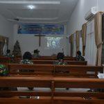Perkokoh Iman Menuju Indonesia Maju, Seskoal Ikuti Natal Bersama TNI AL