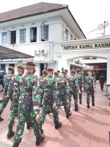 Koarmada II terima kunjungan Taruna AAL Angkatan Ke-69.