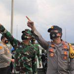 Kapolda Jatim Kunjungi Koarmada II