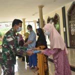 Danseskoal Serahkan Zakat Profesi di Masjid Nurul Iman