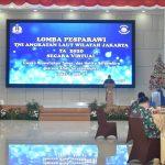 TNI AL Gelar Lomba Pesparawi Jakarta 2020