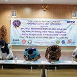 BKKP Terapkan Anti Suap dengan ISO 37001 : 2016