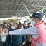 GeNose Mulai Diterapkan di Pelabuhan Tanjung Priok