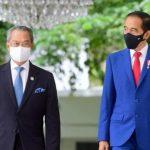 Satu Hati Serumpun, Indonesia dan Malaysia Senada Masalah LCS