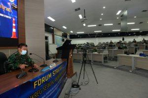 Suasana Forum Strategi I Seskoal.